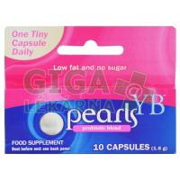 Pearls YB 10 kapslí