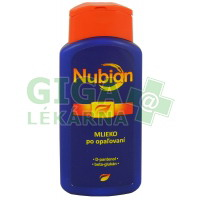 Nubian mléko po opalování s betaglukanem 200ml