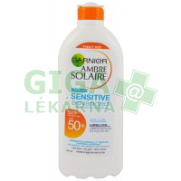 Garnier AS mléko sensitive 400ml 50+ C4731713