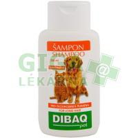 Dibaq Pet šampon s kondicionérem psy a kočky 200ml