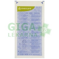Rukavice Evercare latexové pudrované sterilní č.6,5 1pár