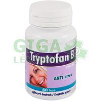 Tryptofan B 60 kapslí Kompava