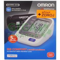 Tonometr dig.OMRON M6 Comfort na paži s INTELLI man.+zdroj