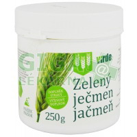 Zelený ječmen prášek 250g Virde