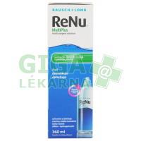ReNu MultiPlus 360ml + pouzdro na čočky