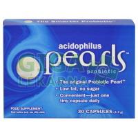 Pearls Acidophilus 30 kapslí