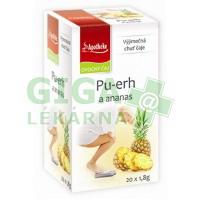 Apotheke Pu-erh a ananas čaj 20x1,8g