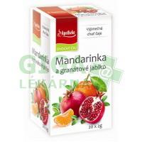 Apotheke Mandarinka a granatové jablko 20x2g