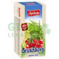 Apotheke Brusinkový čaj 20x1,5g