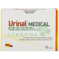 Walmark Urinal Medical tbl.10