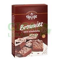Allexx BROWNIES - čokoládový koláč bezlepková směs 400g BIO