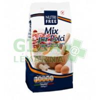 Allexx Mix Dolci, bezlepková směs na pečení sladkého pečiva