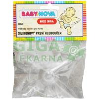 BABY NOVA silikonový prsní klobouček 1ks