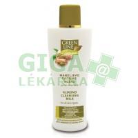 Green Line Natura čistící mandlové mléko 200ml