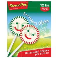 StressPop lízátka proti stresu 12ks