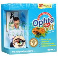 VitaHarmony Ophtavit pro oči tbl.90