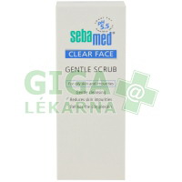 Sebamed Clear face Jemný peeling 150ml