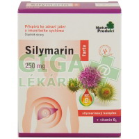 Silymarin forte 250mg+vitamin D 40 tablet