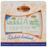 Rugard dárkové balení 1+1 (hydro+vitamin) 1 sada
