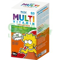 The Simpsons Multivitamin + kolostrum tbl.60 Revital