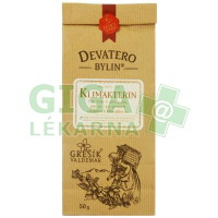 Grešík Klimakterin čaj syp. 50 g Devatero bylin