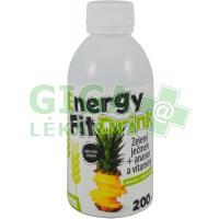 ENERGY FIT DRINK se zel.ječmenem+ananasem+vit.