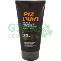 PIZ BUIN SPF30 Tan+protect Lotion 150ml