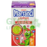 Walmark Marťánci s Inulinem lesní plody 30 tablet