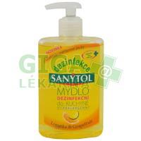 Sanytol dezinfekční mýdlo proti zápachu 250ml