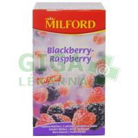 MILFORD Family ovocný čaj Ostružina/malina 20x2.25g