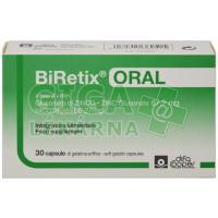 BIRETIX oral cps.30