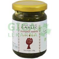 Raw pesto - medvědí česnek s dýňovými semínky 130g