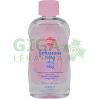 Johnsons Baby olej 200ml