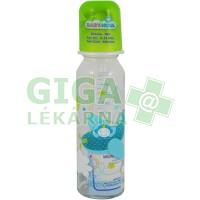 BABY NOVA láhev skleněná s potiskem 250ml