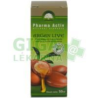 ArganLive BIO olej 50ml PharmaActiv