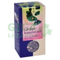 Sonnentor Ginkgo koncentrace - bio čaj syp. 50g