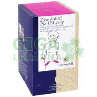 Sonnentor Pro klid ženy - bio čaj porc. 27g