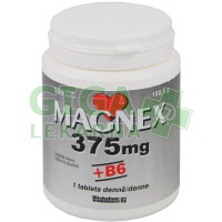Magnex 375mg + B6 180 tablet