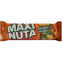 MAXI NUTA Ořechová tyčinka Pekan a Ořechy 35g
