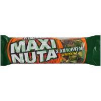 MAXI NUTA Ořechová tyčinka s konopným semínkem 35g