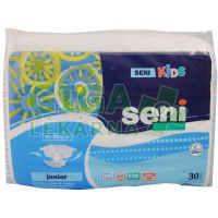 Seni Kids Junior 30ks kalhotky absorpční 12-25kg
