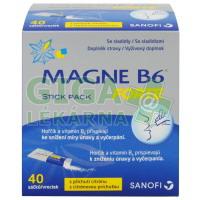 Magne B6 Forte Stick Pack 40ks