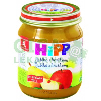HiPP OVOCE Jablka s hruškami 125g