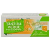 Tantum Verde Orange and honey 20 pastilek