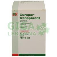 Náplast Curapor Transparent sterilní 7x5cm 50ks