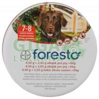 Foresto 4,50g+2,03g obojek pro psy nad 8kg