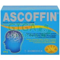 Ascoffin 10 sáčků po 4g Biomedica