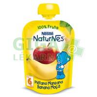 NESTLÉ NATURNES Banán Jablko 90g CZ