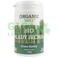 Mladý ječmen Bio 100g prášek Organic Way