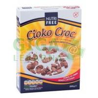 Allexx Cereálie kakaové mušličky Cioko Croc 250g